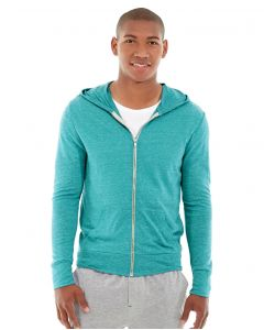 Marco Lightweight Active Hoodie-L-Blue