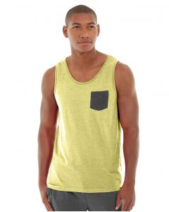 Primo Endurance Tank-M-Yellow